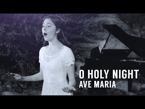 O Holy Night Ave Maria ft. Lexi Walker The Piano Guys