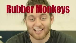 Your Power Tracks #BJJ Rubber Monkeys