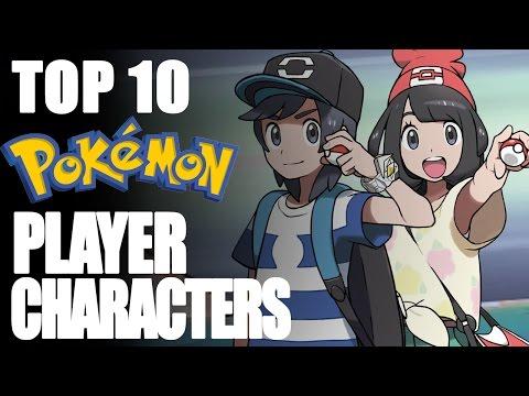 Top 10 Player Characters in Pokémon - Tamashii Hiroka