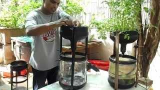 Miniponics   DIY Aquaponics for under 10$