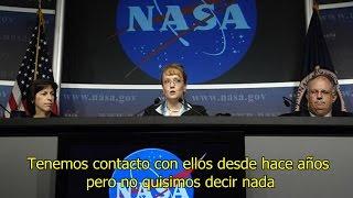 NASA Confirma Contacto con Extraterrestres (LA VERDAD)