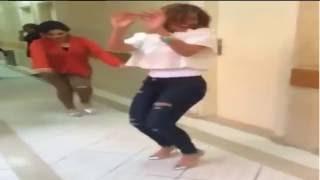 بالفيديو.. وصلة رقص للفنانة هيدى كرم مع الطبلة