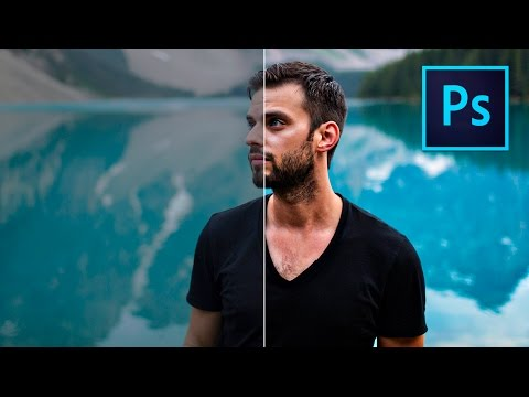 How to make your photos LOOK BETTER FAST! Photoshop Tutorial