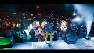 Rayvanny- Live performance at Milima City Ground  part1 2017