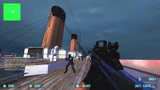 CSS: Zombie Escape Mod - ze_Titanic_CQD_v2_Fixed on Net4ALL