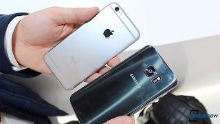 Galaxy S7 vs iPhone 6s: Samsung's