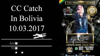 CCCatch - arriving in Santa Cruz (bolivia)
