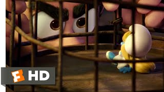 Smurfs: The Lost Village (2017) - What Are You Hiding? (3/10) | Movieclips