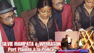 Urgent! WERRASON Pardonne FERRE & MAMPATA Porte Plainte Contre CARINE & HERITIER na POLICE Française