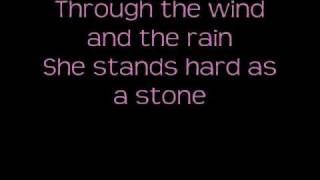 Concrete Angel Martina McBride with lyrics