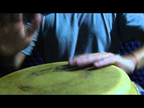Ejercicios de congas bpm 90-Diego Silbermanas