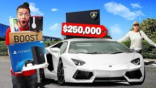 Who can SPEND the MOST MONEY in 24 Hours - Challenge | MindOfRez