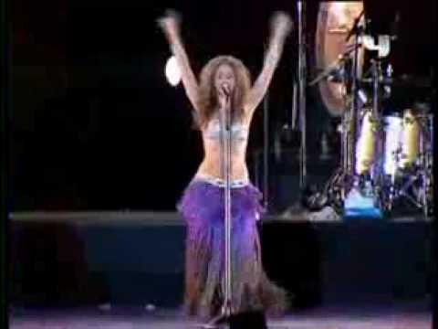 SHAKIRA BELLY DANCE IN DUBAI DUBAI EVENTS EXPO 2020 DUBAI MIDNIGHT MARATHON BY SATHAR AL KARAN