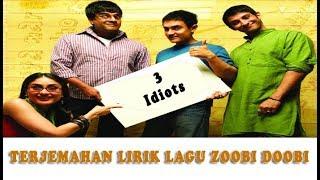 Zoobi Doobi | movie: 3 idiots | Lirik dan terjemahan
