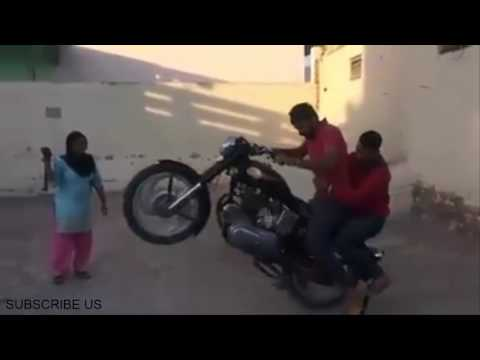 Indian Mom Fed Up With Son's ROYAL ENFIELD Obsession ★ Funny Video