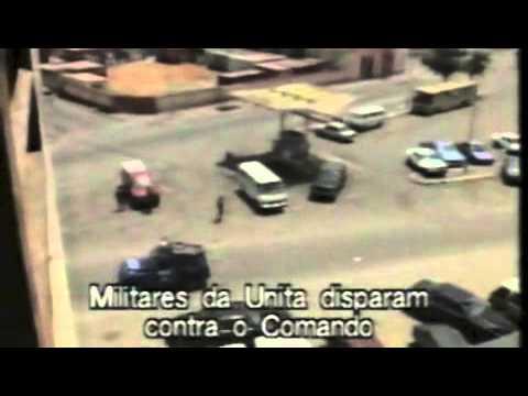 Angola 1992 parte 15 Confrontos