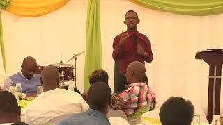Apostle Kabelo Moroke: Relationships Seminar 1
