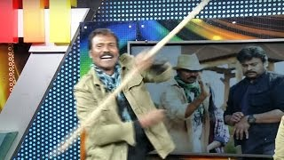 Fight Masters Ram-Laxman Performs Stick Gymnastics In Live Show | Special Chit Chat | 10TV