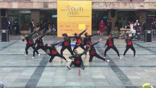 Spardha 1st @Amity Youth Festival Finals
