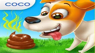 Puppy Life - Secret Pet Party - App Gameplay - Pet Care Kids Games by Coco Play by Tabtale
