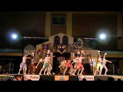 FALLA GARCIA LORCA - OLTA  PLAY - BACK INFANTIL EN EL IX CONCURS DE LA FALLA LEPANTO