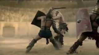 spartacus sangre y arena online   juego de sombras escena 1  