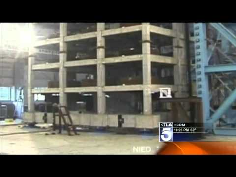 What is LA s Least Earthquake Proof Building