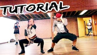 NA NA - Trey Songz Dance TUTORIAL | @MattSteffanina Choreography (Int/Adv Hip Hop Video)