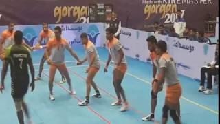 Asian Kabaddi championship 2017 India vs Pakistan