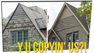 Family Suing Neighbors for Copying Their House!? ft. DavidSoComedy