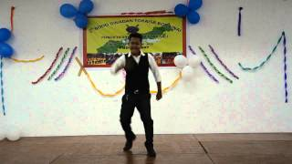 Pondicherry University Boro Foraisa Afad-JFB Boro Fusion Dance