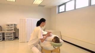Spa Tech Student Video: Excellent Massage Tapotement Technique by Alex
