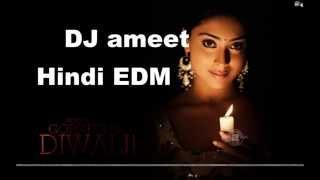 Hindi remix song OCT 2014 23rd DIWALI  ☼ Nonstop Dance Party DJ Mix No.10.1. HD