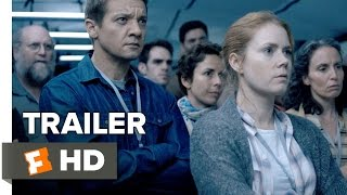 Arrival Official Trailer 2 (2016) - Amy Adams Movie