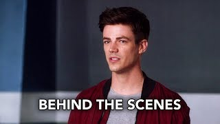 "The Flash 4x07 Behind the Scenes ""Therefore I Am"" (HD) Season 4 Episode 7 Behind the Scenes"