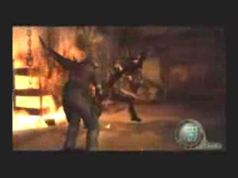 Resident Evil 4 Muertes de Leon