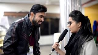 Girl Ask Funny Questions to Boys in Superior University Lahore