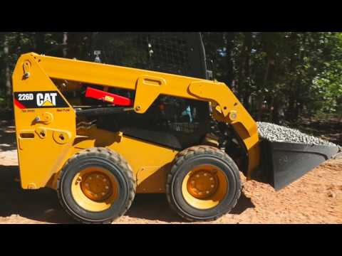 Safety Tips for Cat® Skid Steer Loaders Multi Terrain Loaders and Compact Track Loaders