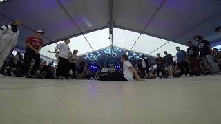 THE NOTORIOUS IBE 2017 - FREESTYLE SESSION PRELIMS - BAD PEACHES VS …