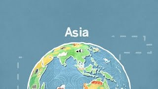 Come explore...Asia with Lonely Planet Kids