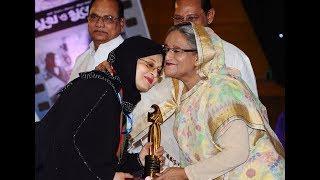 শাবানা ও ফেরদৌসি রহমান পেলেন আজীবন সম্মাননা || জাতীয় চলচ্চিত্র পুরস্কার || Shabana