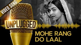 UNPLUGGED Full Video Song - Mohe Rang Do Laal by Shreya Ghoshal