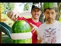 Download Video Download Exploding A Watermelon | MATT AND BLUE 3GP MP4 FLV