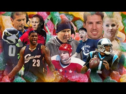 10 Most SOUR F CKS in Sports