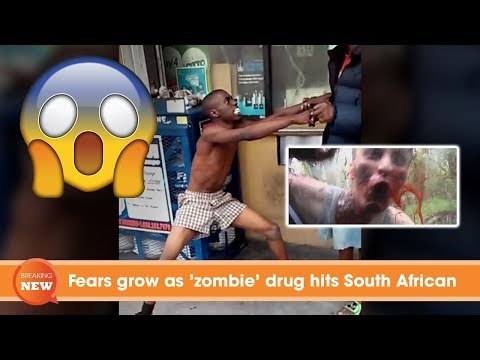 Xxx Mp4 Fears Grow As Zombie Drug Hits South African 3gp Sex
