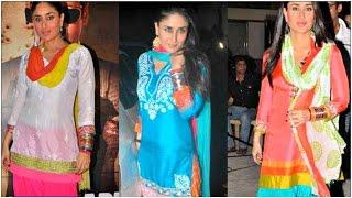 Punjabi Patiala Salwar Suits Boutique Style