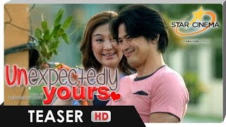 Teaser | Expect to fall in love! | 'Unexpectedly Yours'