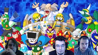 Death Battle - Dr. Wily vs. Eggman | DarkStar Reacts