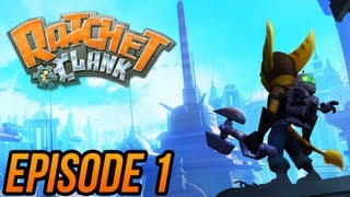 Ratchet and Clank (HD Collection) - Episode 1