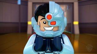 LEGO DC Comics Super Heroes - Justice League: Gotham City Breakout -